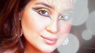 Egyptian Queen/Goddess: HALLOWEEN Makeup Look