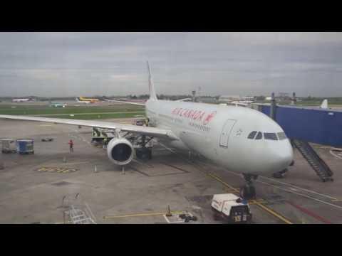 Air Canada Airbus A330-300 | Dublin To Toronto *Full Flight*