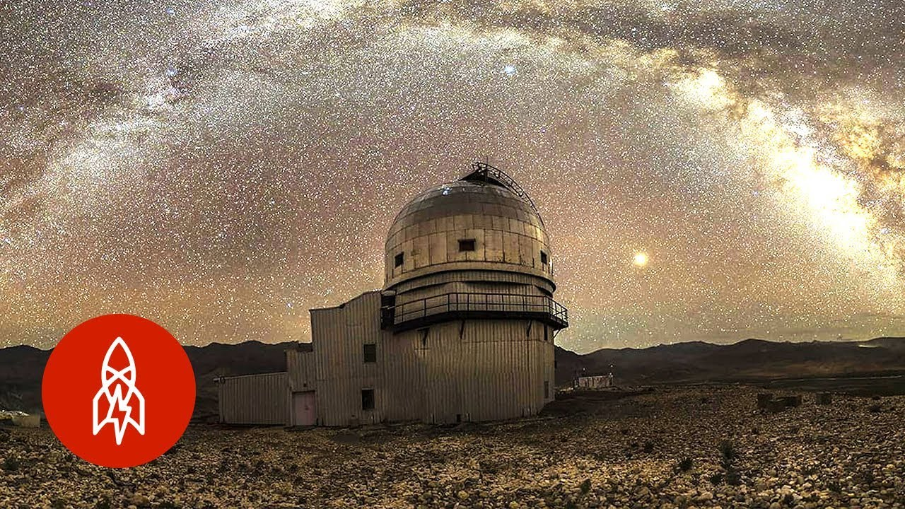 The Best Stargazing is at the Northern Tip of India