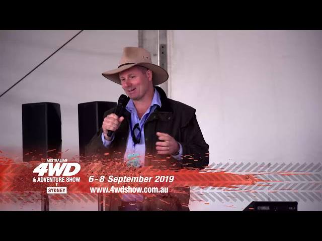 Sydney 4WD Show is on this September!