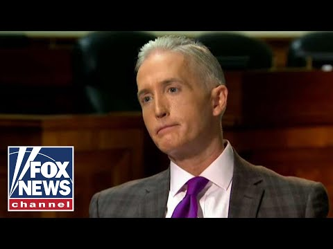 Gowdy prepares to say goodbye to Washington DC