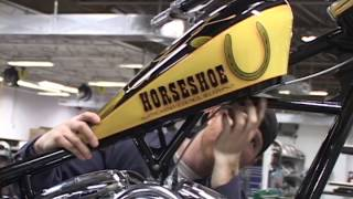 Making of the Horseshoe Casino Custom Chopper [OCC]