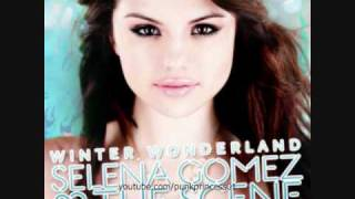 Winter Wonderland - Selena Gomez & The Scene (Instrumental / Karaoke)
