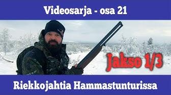 Osa 21 - Riekonmetsästystä Hammastunturin erämaassa - jakso 1/3 - kausi 2019/2020
