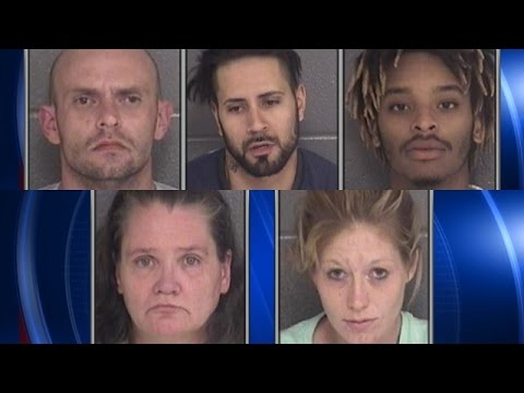 Braselton police arrest five people in connection to murder