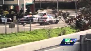 Exclusive video reveals intensity of CHP pursuit, shooting