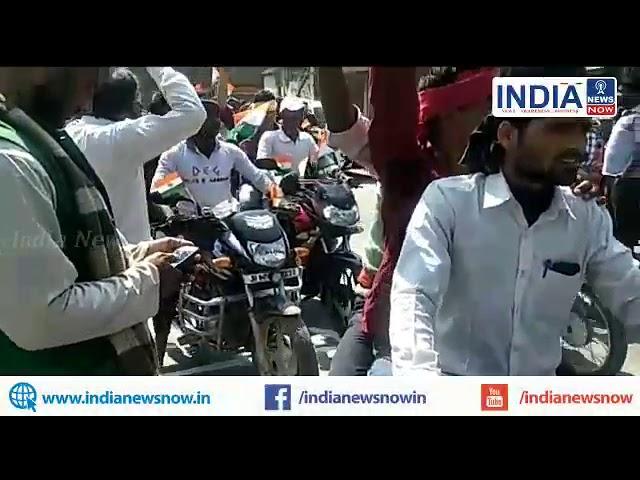 LIVE: भागलपुर:गांधी युवा मंच के अध्य्क्ष मनोज यादव के नेतृत्व में शहिद जवान रतन ठाकुर  के पार्थिव शर