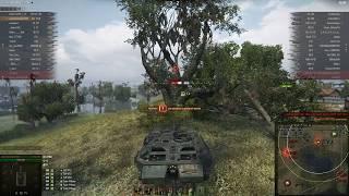 Strv 103B | изи 12 тысяч урона | World Of Tanks
