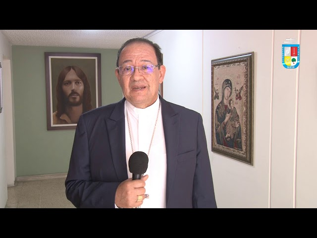 MENSAJE MONSEÑOR ISMAEL RUEDA SIERRA CUARESMA 2019  Arquidiócesis de Bucaramanga