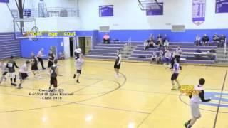 Greenville HS 2018 6-6/F/#18 Tyler Kincaid