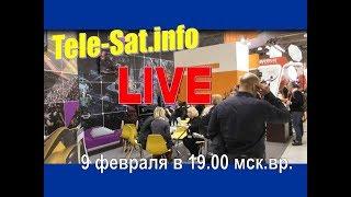 Tele-Sat.Info LIVE - 9 февраля 2018 г. thumbnail