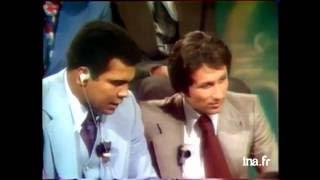 Michel Drucker interview Muhammad Ali