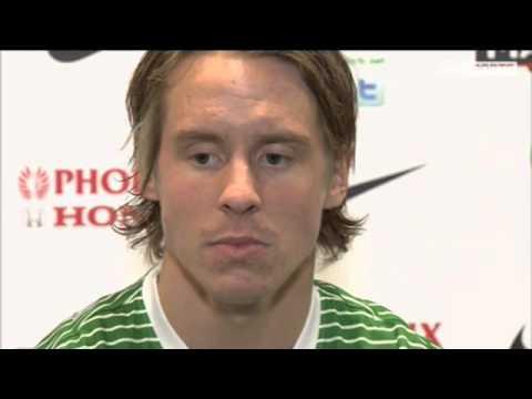 Johansen joins Celtic