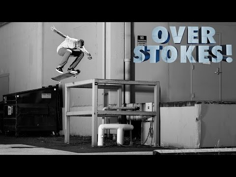 Louie Lopez's 'Holy Stokes!' Over Stokes