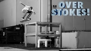 "Louie Lopez's ""Holy Stokes!"" Over Stokes"