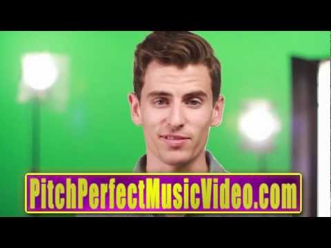 Pitch Perfect - Mike Tompkins Music Video Intro