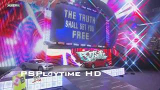 "R-Truth Heel Entrance Theme Song 2011 ""The Truth Shall set You Free"" [FULL] HD"