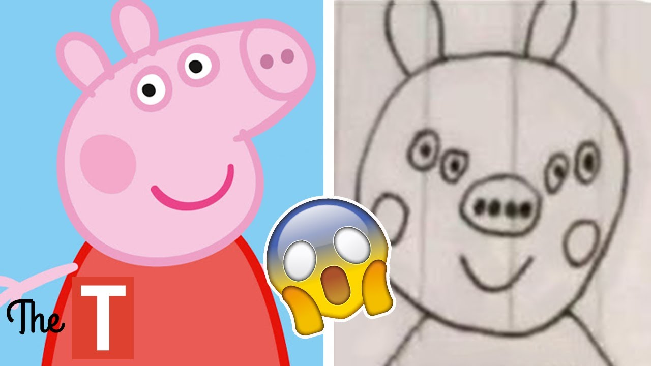 The Horrible Truth About Peppa Pig