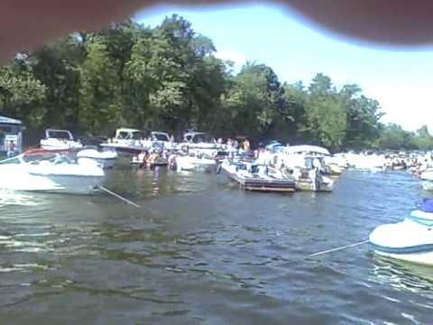 Saratoga Lake 8/07/2010.AVI