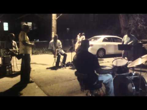 Straight No Chaser (Monk) -Ada Jazz Sessions-George Fielder, Ronny Blackwell, Bill Lamm, John Dozier