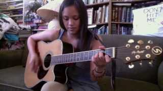 Kate Earl - One Woman Army (Acoustic Instrumental Cover) - Rachel Ann Cauilan