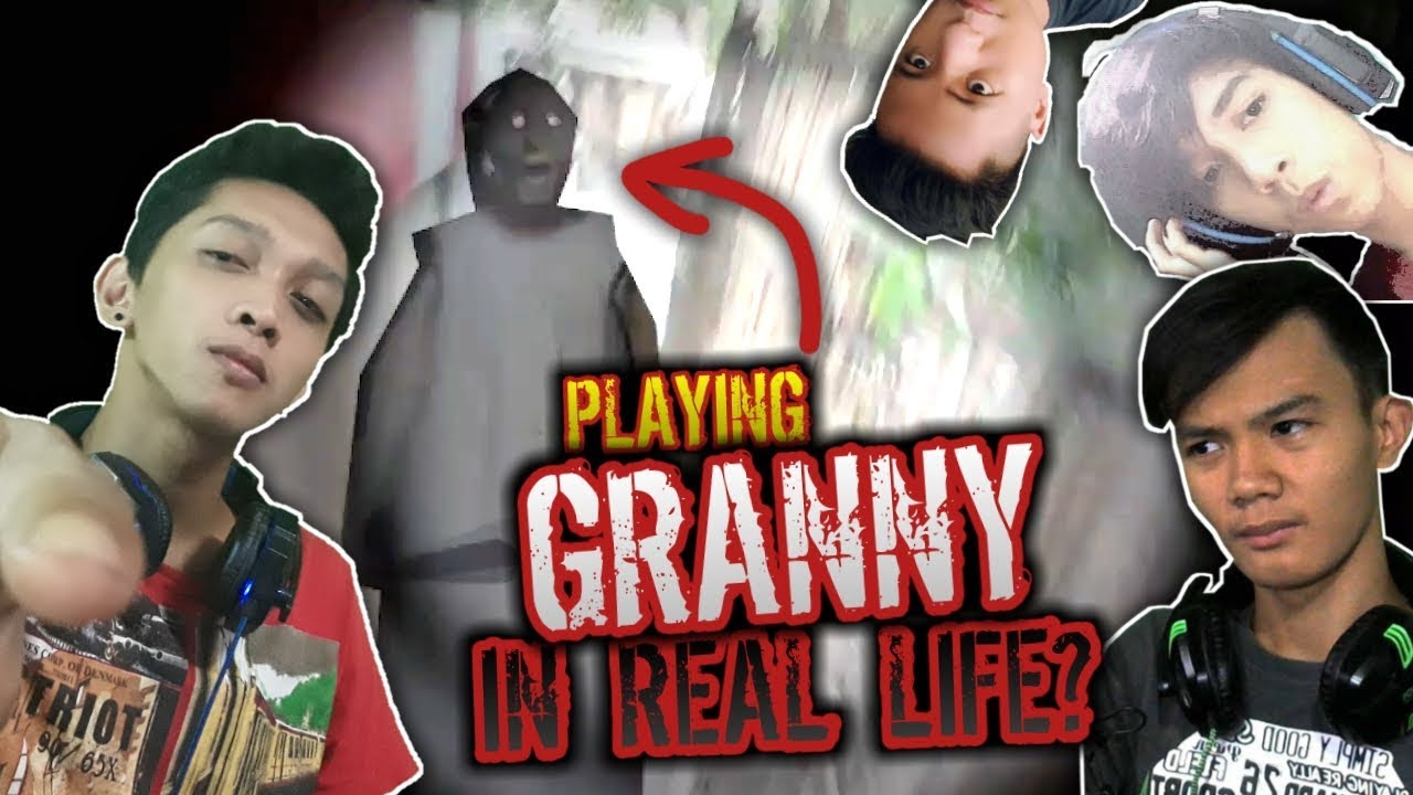 GRANNY IN REAL LIFE? - a heart touching story in GRANNY/SLENDRINA