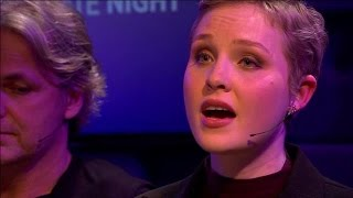 lisanne spaander – vechtersbaas   rtl late night