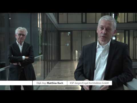 Green Building Award 2013: Deutsche Börse in Eschborn