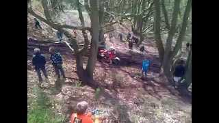 The Tough One 2014 - Clubman Carnage vid 1 VID 20140419 00033