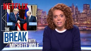 The Break with Michelle Wolf | Pledge of Allegiance | Netflix