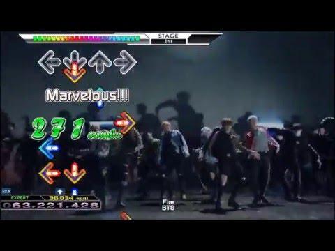 Let's play DDR/StepMania! BTS - 불타오르네 (Fire) (EXPERT)