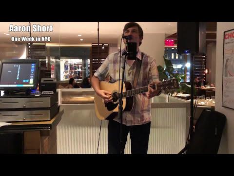 Aaron Short - One Week in NYC (October 2017)