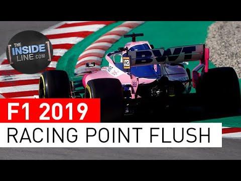 RACING POINT: FLUSH SQUAD