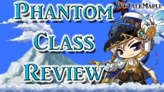 MapleStory Phantom Class Review