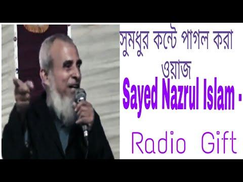 New Bangla Waz Mahfil 2017 Dr Mawlana Sayed Nazrul Islam