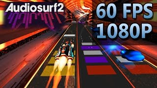Audiosurf 2 | PC Gameplay | 60 FPS | 1080P