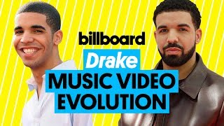 Drake Music Video Evolution:
