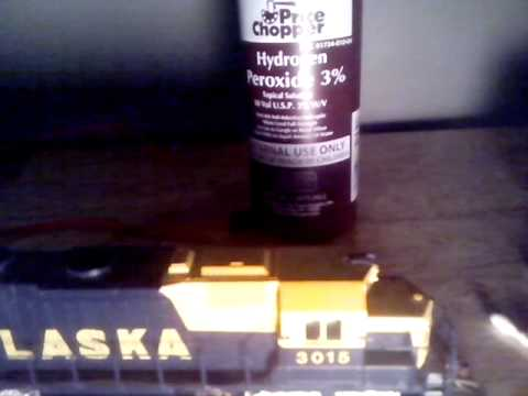 How To: Cleaning Model Trains