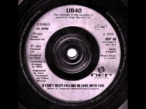 UB40 - I Can't Help Falling In Love With You (Extended Mix)