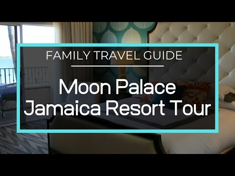 Moon Palace Jamaica Grande - Complete Resort and Facilities Tour, Restaurants, Beaches, Water Sports streaming vf