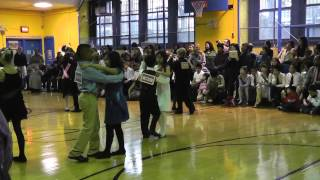 2013 Ballroom Dancing Competition @ P.S. 205