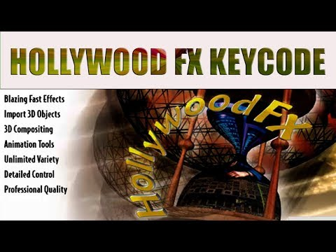 How To Download Hollywood Fx Pro 5 Install In (Edius 6
