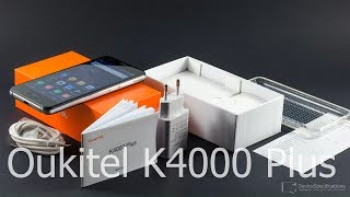 Oukitel K4000 Plus Review - Design, UI, display/audio/battery tests and benchmarks