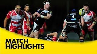 Exeter Chiefs v Gloucester - Aviva Premiership Rugby 2014/15