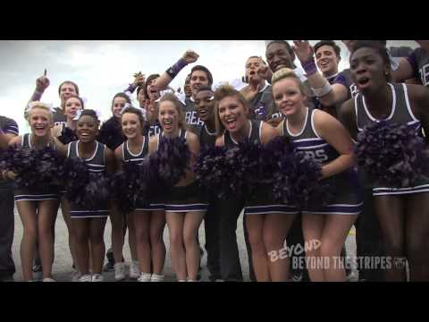 Beyond Beyond the Stripes: UCA Cheer and Dance