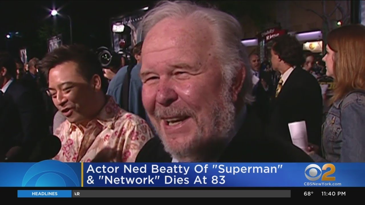 Ned Beatty, acclaimed Deliverance and Network actor, dies at 83 ...