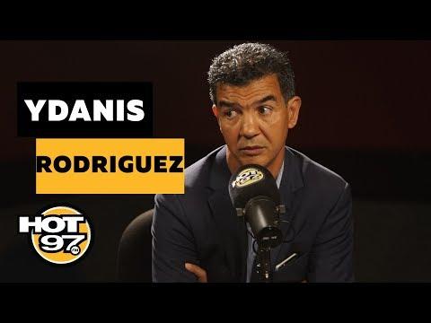 Ebro Grills Ydanis Rodriguez On Inwood Rezoning Plan In NYC