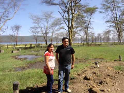 Bishnu and rita photo in nairobi