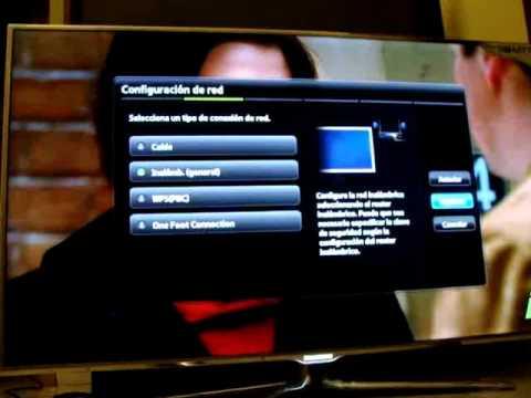 e4c02cd2c8b97 Configuración Smart TV Samsung - YouTube