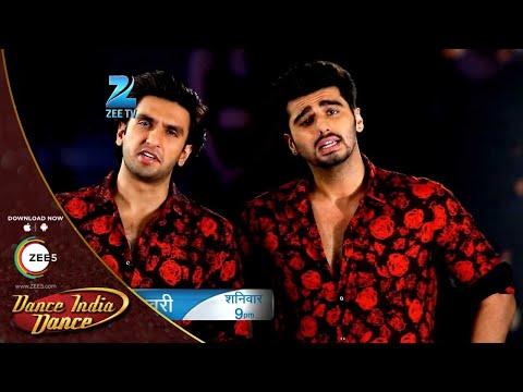 Dance India Dance Season 4 Promo - Ranveer Singh & Arjun Kapoor